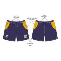 Kidsgrove CC Training Shorts
