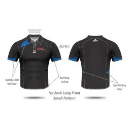 GMCL Umpire Bespoke Polo Shirt - Short Sleeve