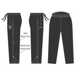 Stalybridge St Pauls CC Microstretch Track Pants