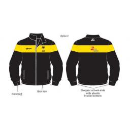 Burscough CC Travel Jacket