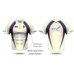 Atherton CC Playing Shirt - Junior