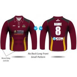 Werneth CC T20 Shirt - Long Sleeve