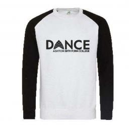 ASFC Dance Baseball Sweatshirt
