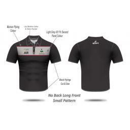 Werneth CC Pique Polo Shirt