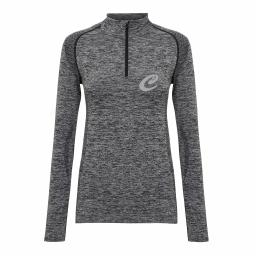 Icon She performance zip top