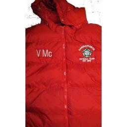 SADDLEWORTH NETBALL WOMENS BODYWARMER