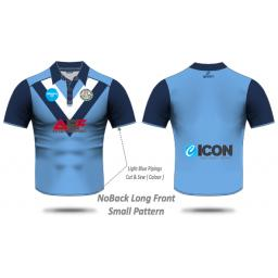 Swinton Moorside CC Junior T20 Shirt - Short Sleeve
