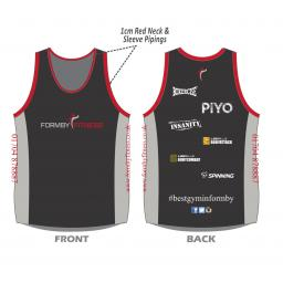Formby Fitness Singlet - Ladies