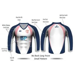 Blackpool CC Long Sleeve Training T-Shirt