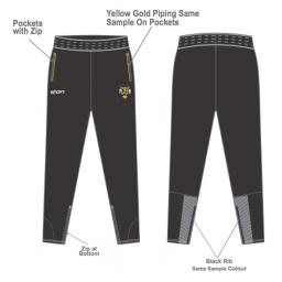 Five Star Sports Skinny Fit Track Pants