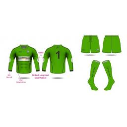 Santos AFC Under 11's Goalkeeper Kit