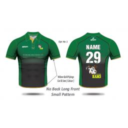 Milnrow CC T20 Shirt - Short Sleeve