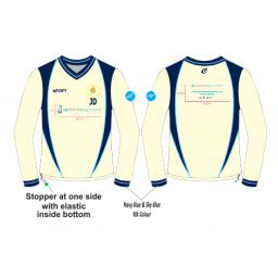 Queensbury CC Sweater - Long Sleeve