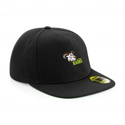 Milnrow CC Original Flat Peak Snapback