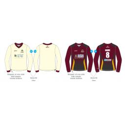 Werneth CC Reversible Sweater - Long Sleeve