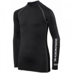 SADDLEWORTH NETBALL KID'S LONG SLEEVE BASELAYER