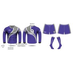 Santos AFC Under 12's Outfield Kit