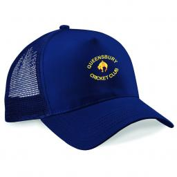 Queensbury CC SNAPBACK TRUCKER