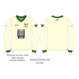 Horsforth CC Sweater - Long Sleeve