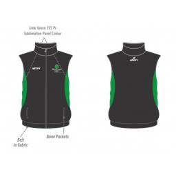 Myerscough Cricket Gilet