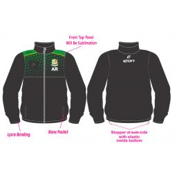 Shaw CC Training Jacket - Full Zip