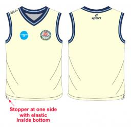Swinton Moorside CC Sweater - Sleeveless