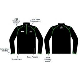 The Pines Training Jacket - 1/2 Zip