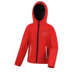 ROCHDALE JNC JUNIOR SOFTSHELL JACKET