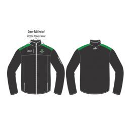 Myerscough Cricket Softshell Jacket