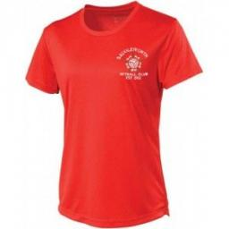 SADDLEWORTH NETBALL KID'S TRAINING T-SHIRT
