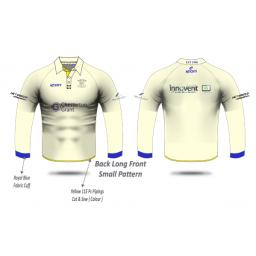 Northop Hall CC Playing Shirt - Long Sleeve