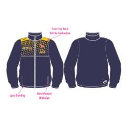 Southport Trinity CC Training Jacket - Full Zip