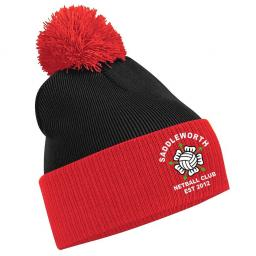 Saddleworth Netball Club Beanie Hat