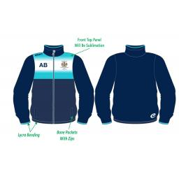 Rochdale Swimming Club Tracksuit Jacket