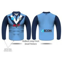 Swinton Moorside CC Junior T20 Shirt - Long Sleeve