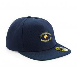 Queensbury CC Original Flat Peak Snapback