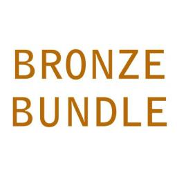 Knypersley CC TRAINING KIT BUNDLE - BRONZE
