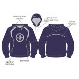 Trail Tuesday Mens Hoodie
