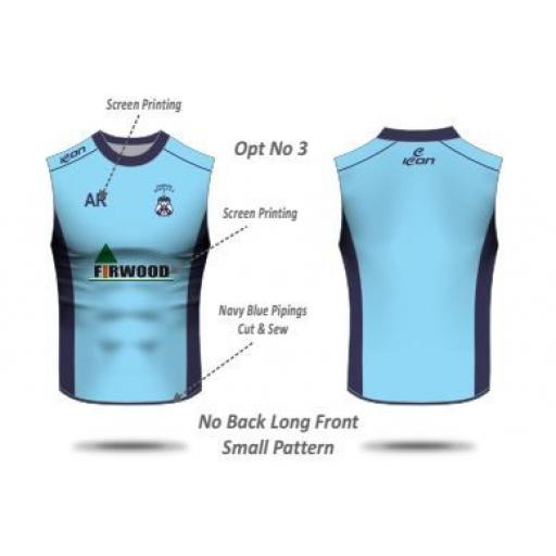 Firwood Bootle CC Sleeveless Training Top