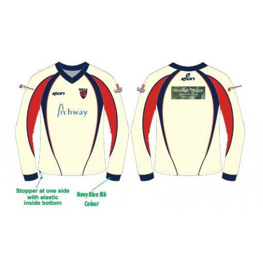 Bury CC Sweater - Long Sleeve