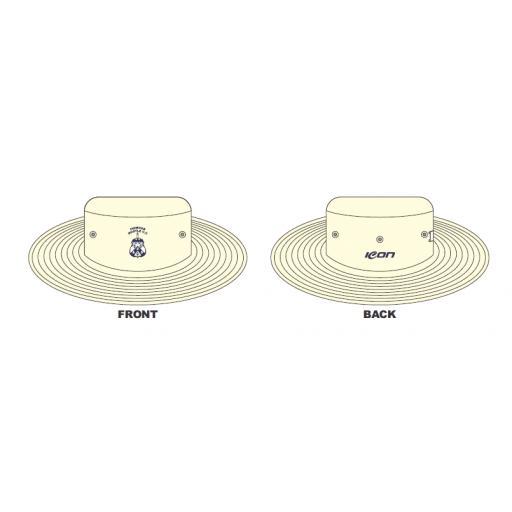 Firwood Bootle CC Bespoke Cricket Sun Hat