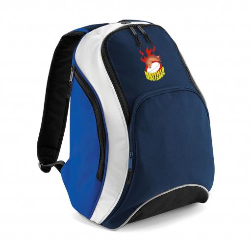 Mayfield Mustangs Backpack