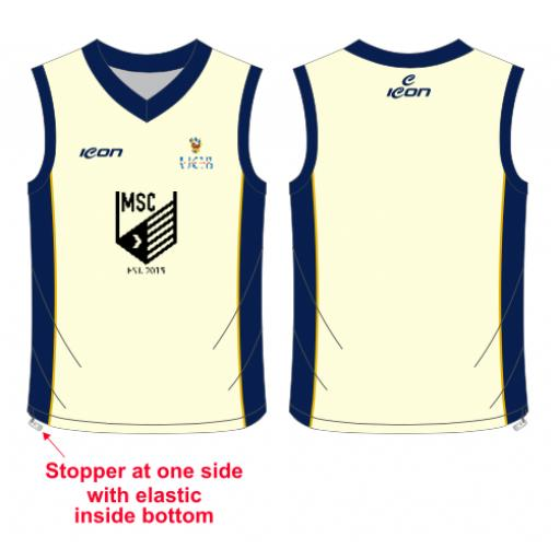 UCB Cricket Sweater - Sleeveless