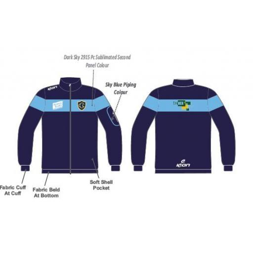 Greenfield CC Travel Jacket