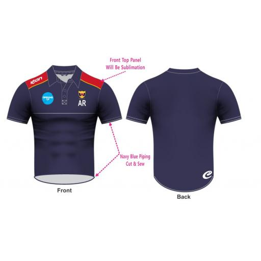 Maghull CC Polo Shirt