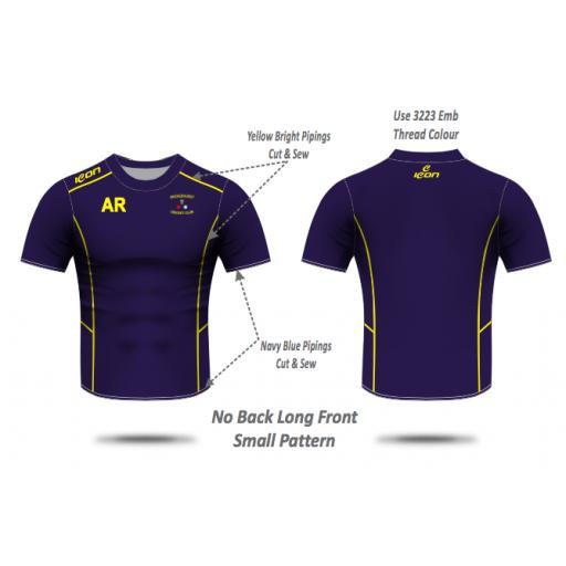 Micklehurst CC Training T-shirt