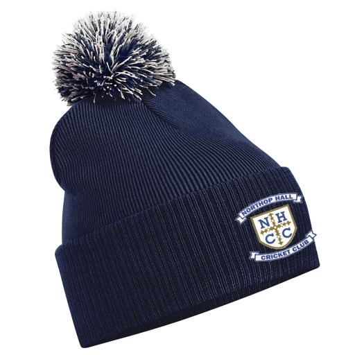 Northop Hall CC Beanie Hat