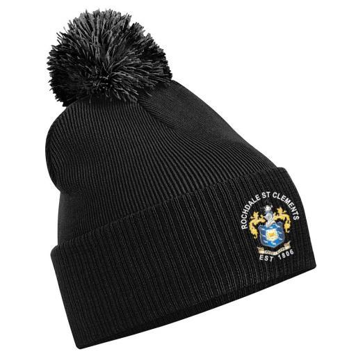 Rochdale St Clements Beanie Hat