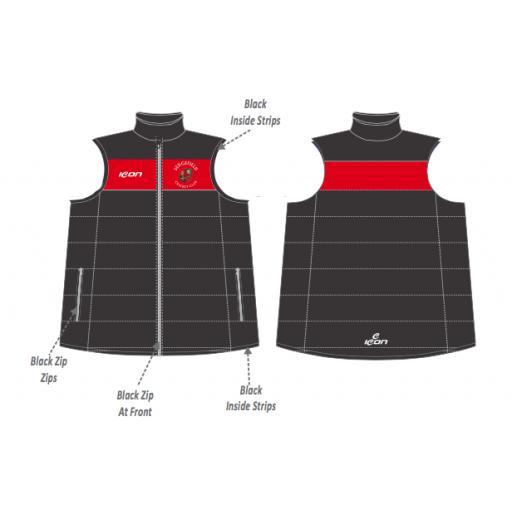 Sedgefield CC Puffer Vest