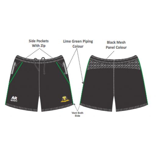 Rainford CC Training Shorts